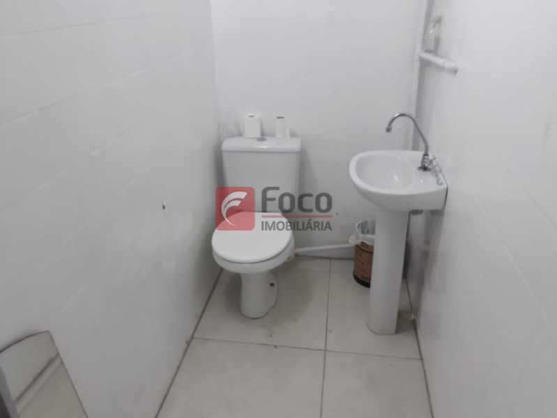 BANHEIRO  - Loja 40m² à venda Rua das Laranjeiras,Laranjeiras, Rio de Janeiro - R$ 330.000 - FLLJ00021 - 13
