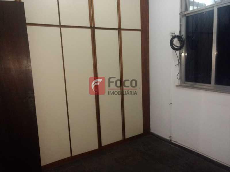 QUARTO - Apartamento à venda Rua das Laranjeiras,Laranjeiras, Rio de Janeiro - R$ 690.000 - FLAP22286 - 10