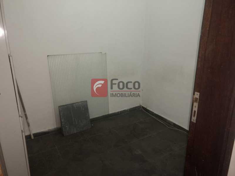 QUARTO EMPREGADA - Apartamento à venda Rua das Laranjeiras,Laranjeiras, Rio de Janeiro - R$ 690.000 - FLAP22286 - 20