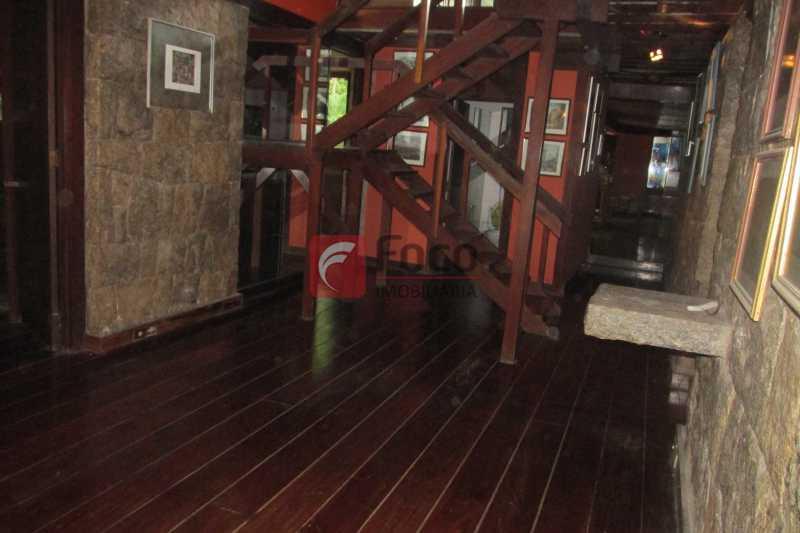 SALA ÍNTIMA 2 - Casa à venda Rua Engenheiro Alfredo Duarte,Jardim Botânico, Rio de Janeiro - R$ 4.800.000 - JBCA40041 - 9