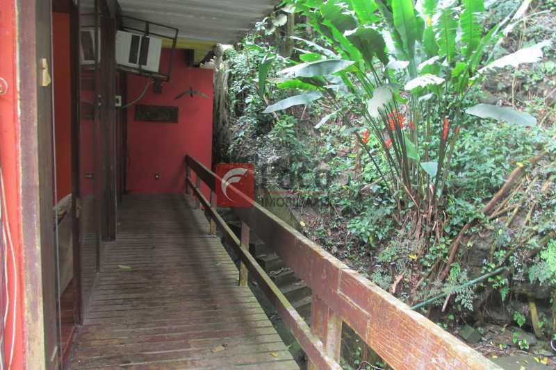 VARANDA - Casa à venda Rua Engenheiro Alfredo Duarte,Jardim Botânico, Rio de Janeiro - R$ 4.800.000 - JBCA40041 - 6