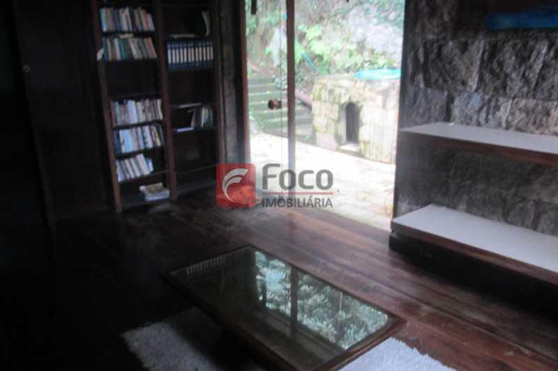 QUARTO - Casa à venda Rua Engenheiro Alfredo Duarte,Jardim Botânico, Rio de Janeiro - R$ 4.800.000 - JBCA40041 - 7