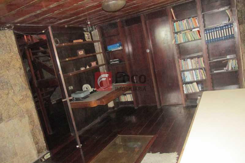QUARTO - Casa à venda Rua Engenheiro Alfredo Duarte,Jardim Botânico, Rio de Janeiro - R$ 4.800.000 - JBCA40041 - 12