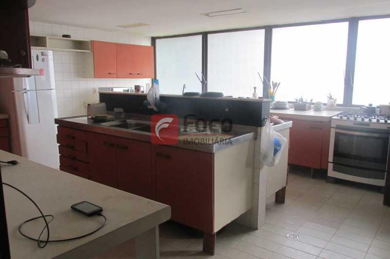 COPA COZINHA - Casa à venda Rua Engenheiro Alfredo Duarte,Jardim Botânico, Rio de Janeiro - R$ 4.800.000 - JBCA40041 - 21