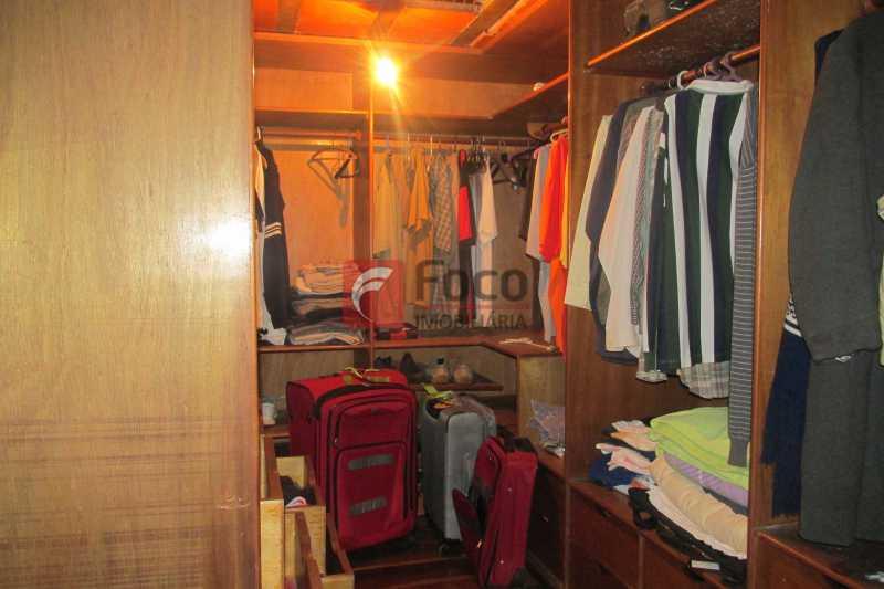 CLOSET - Casa à venda Rua Engenheiro Alfredo Duarte,Jardim Botânico, Rio de Janeiro - R$ 4.800.000 - JBCA40041 - 15