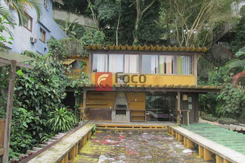 DECK  - Casa à venda Rua Engenheiro Alfredo Duarte,Jardim Botânico, Rio de Janeiro - R$ 4.800.000 - JBCA40041 - 16