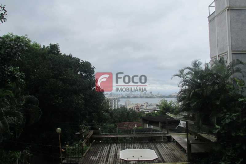 VISTA - Casa à venda Rua Engenheiro Alfredo Duarte,Jardim Botânico, Rio de Janeiro - R$ 4.800.000 - JBCA40041 - 28