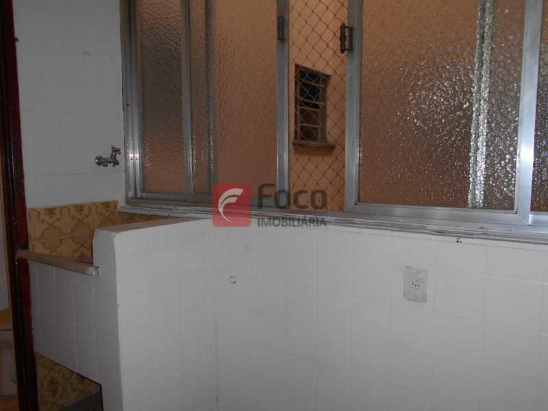 ÁREA SERVIÇO - Apartamento à venda Rua Mário Ribeiro,Leblon, Rio de Janeiro - R$ 800.000 - FLAP22289 - 19
