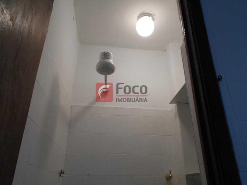 BANHEIRO EMPREGADA - Apartamento à venda Rua Mário Ribeiro,Leblon, Rio de Janeiro - R$ 800.000 - FLAP22289 - 20