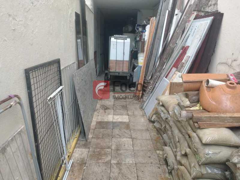 ENTRADA - Prédio 1000m² à venda Rua General Polidoro,Botafogo, Rio de Janeiro - R$ 6.000.000 - FLPR00009 - 9