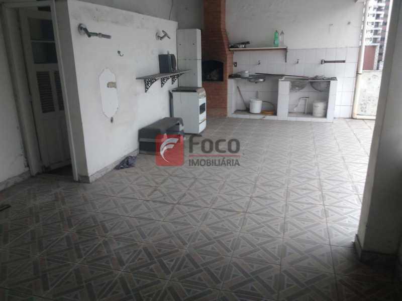 TERRAÇO - Prédio 1000m² à venda Rua General Polidoro,Botafogo, Rio de Janeiro - R$ 6.000.000 - FLPR00009 - 24