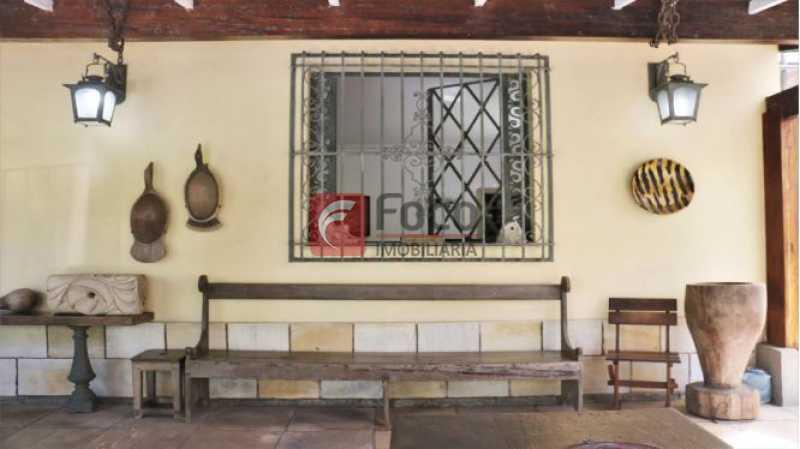 2 - Casa à venda Rua Araucaria,Jardim Botânico, Rio de Janeiro - R$ 3.980.000 - JBCA50027 - 3