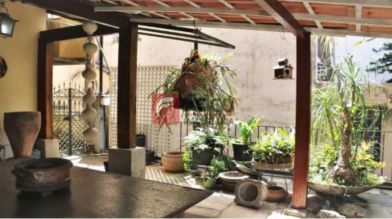 3 - Casa à venda Rua Araucaria,Jardim Botânico, Rio de Janeiro - R$ 3.980.000 - JBCA50027 - 4