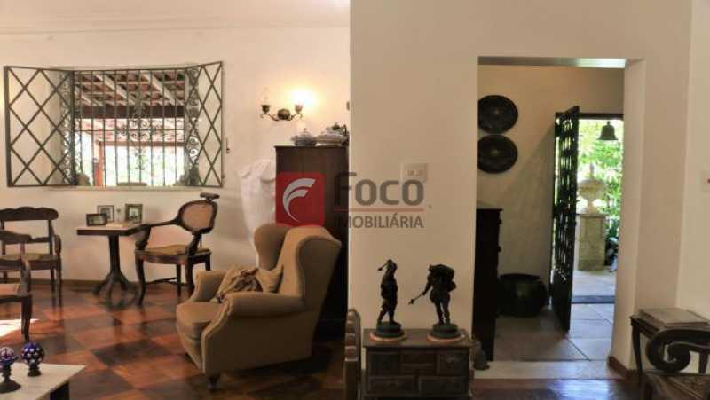 5 - Casa à venda Rua Araucaria,Jardim Botânico, Rio de Janeiro - R$ 3.980.000 - JBCA50027 - 6