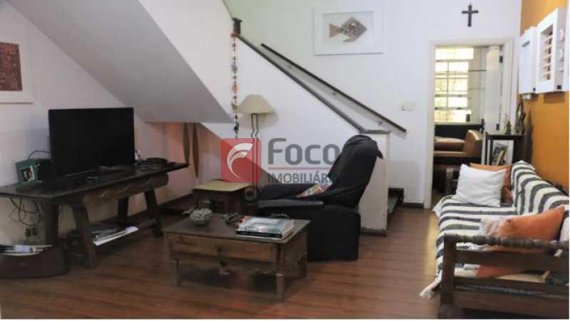6 - Casa à venda Rua Araucaria,Jardim Botânico, Rio de Janeiro - R$ 3.980.000 - JBCA50027 - 7