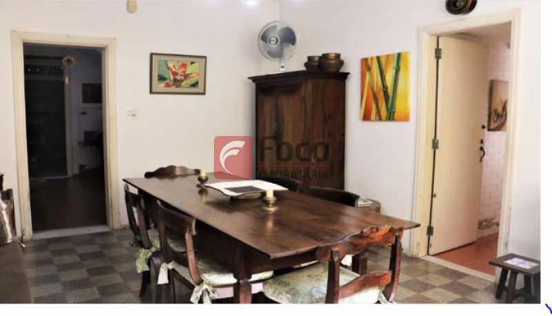 8 - Casa à venda Rua Araucaria,Jardim Botânico, Rio de Janeiro - R$ 3.980.000 - JBCA50027 - 9