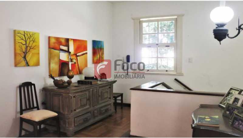 10 - Casa à venda Rua Araucaria,Jardim Botânico, Rio de Janeiro - R$ 3.980.000 - JBCA50027 - 11