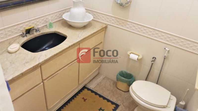 15 - Casa à venda Rua Araucaria,Jardim Botânico, Rio de Janeiro - R$ 3.980.000 - JBCA50027 - 14