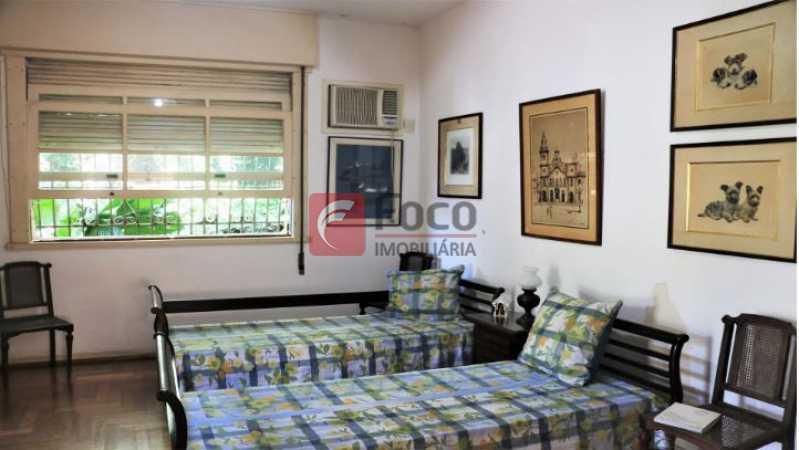 20 - Casa à venda Rua Araucaria,Jardim Botânico, Rio de Janeiro - R$ 3.980.000 - JBCA50027 - 17