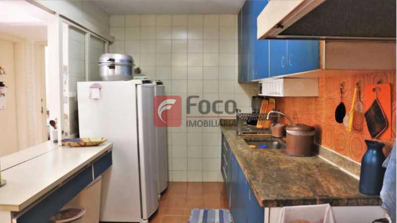 23 - Casa à venda Rua Araucaria,Jardim Botânico, Rio de Janeiro - R$ 3.980.000 - JBCA50027 - 19