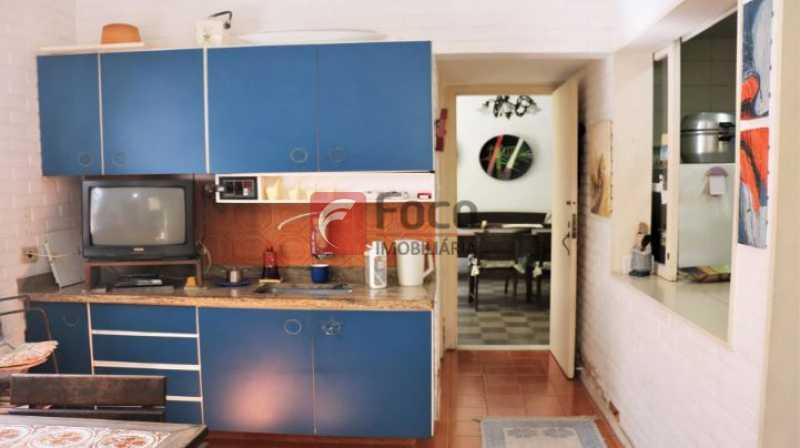 25 - Casa à venda Rua Araucaria,Jardim Botânico, Rio de Janeiro - R$ 3.980.000 - JBCA50027 - 21