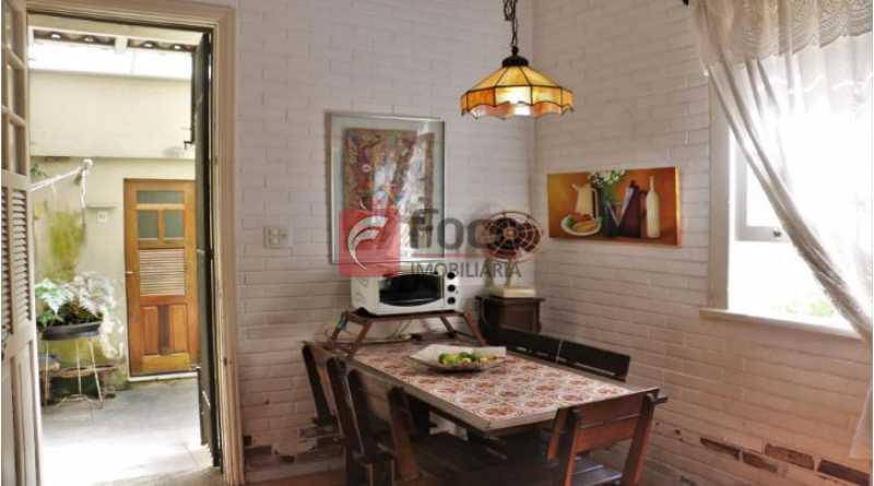 26 - Casa à venda Rua Araucaria,Jardim Botânico, Rio de Janeiro - R$ 3.980.000 - JBCA50027 - 18