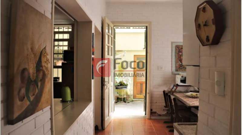 27 - Casa à venda Rua Araucaria,Jardim Botânico, Rio de Janeiro - R$ 3.980.000 - JBCA50027 - 27
