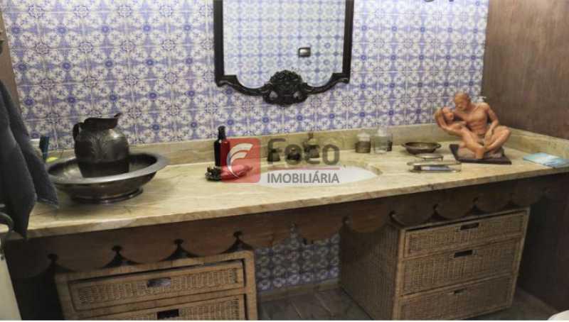 28 - Casa à venda Rua Araucaria,Jardim Botânico, Rio de Janeiro - R$ 3.980.000 - JBCA50027 - 28