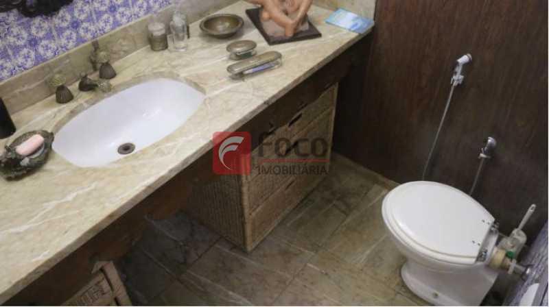 29 - Casa à venda Rua Araucaria,Jardim Botânico, Rio de Janeiro - R$ 3.980.000 - JBCA50027 - 29