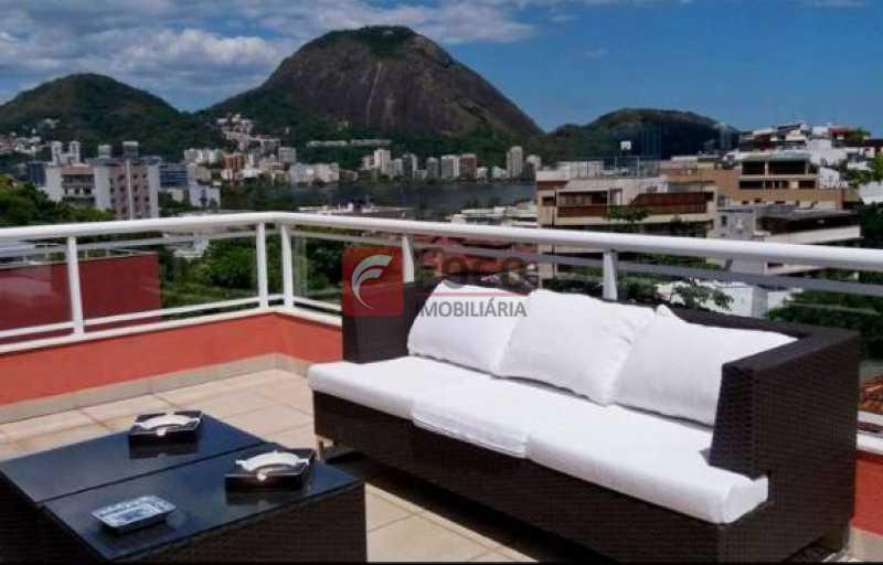 1 - Casa à venda Rua Senador Simonsen,Jardim Botânico, Rio de Janeiro - R$ 7.350.000 - JBCA40042 - 4