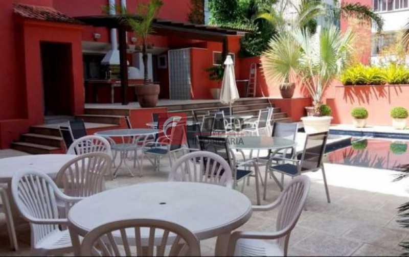 2 - Casa à venda Rua Senador Simonsen,Jardim Botânico, Rio de Janeiro - R$ 7.350.000 - JBCA40042 - 1