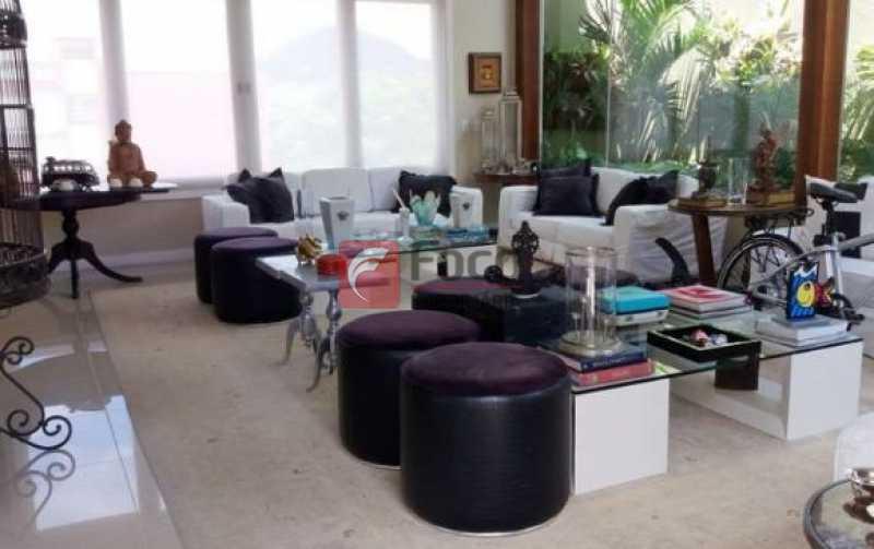4 - Casa à venda Rua Senador Simonsen,Jardim Botânico, Rio de Janeiro - R$ 7.350.000 - JBCA40042 - 5