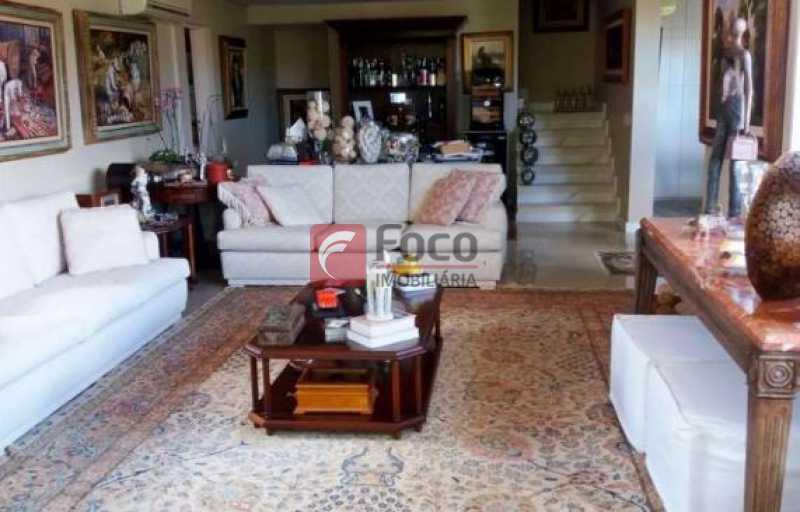 6 - Casa à venda Rua Senador Simonsen,Jardim Botânico, Rio de Janeiro - R$ 7.350.000 - JBCA40042 - 7