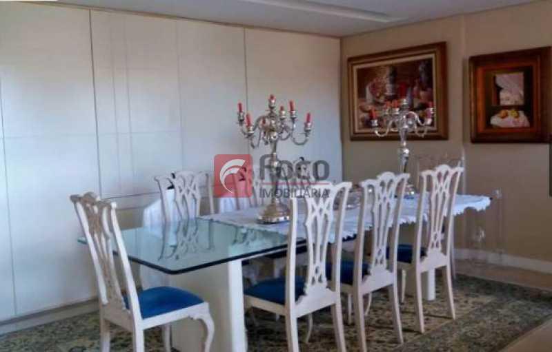 7 - Casa à venda Rua Senador Simonsen,Jardim Botânico, Rio de Janeiro - R$ 7.350.000 - JBCA40042 - 8