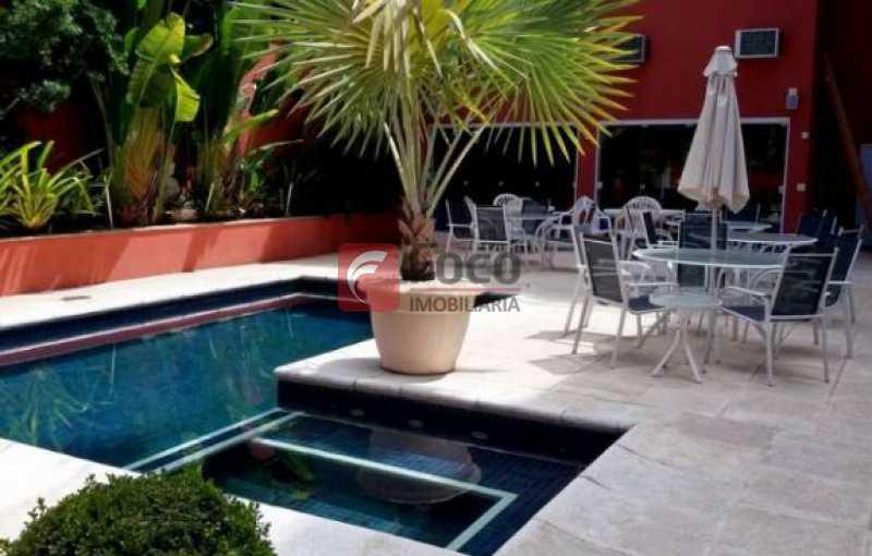 8 - Casa à venda Rua Senador Simonsen,Jardim Botânico, Rio de Janeiro - R$ 7.350.000 - JBCA40042 - 9