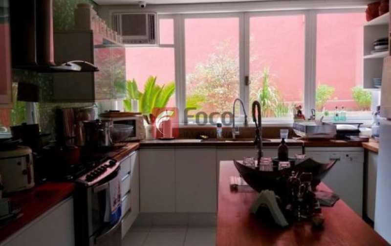 9 - Casa à venda Rua Senador Simonsen,Jardim Botânico, Rio de Janeiro - R$ 7.350.000 - JBCA40042 - 10