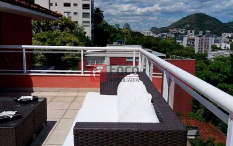 14 - Casa à venda Rua Senador Simonsen,Jardim Botânico, Rio de Janeiro - R$ 7.350.000 - JBCA40042 - 15