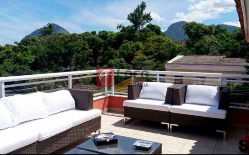 15 - Casa à venda Rua Senador Simonsen,Jardim Botânico, Rio de Janeiro - R$ 7.350.000 - JBCA40042 - 16