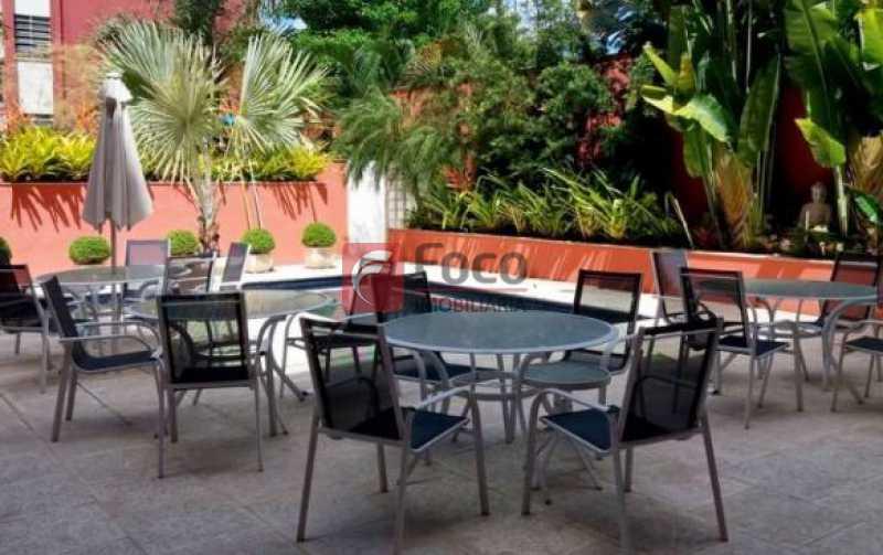 16 - Casa à venda Rua Senador Simonsen,Jardim Botânico, Rio de Janeiro - R$ 7.350.000 - JBCA40042 - 17