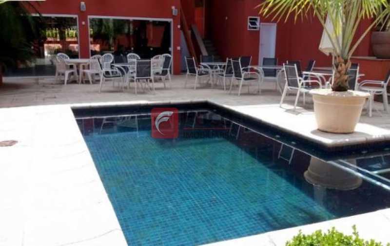 17 - Casa à venda Rua Senador Simonsen,Jardim Botânico, Rio de Janeiro - R$ 7.350.000 - JBCA40042 - 18
