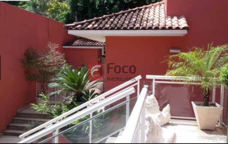 18 - Casa à venda Rua Senador Simonsen,Jardim Botânico, Rio de Janeiro - R$ 7.350.000 - JBCA40042 - 19