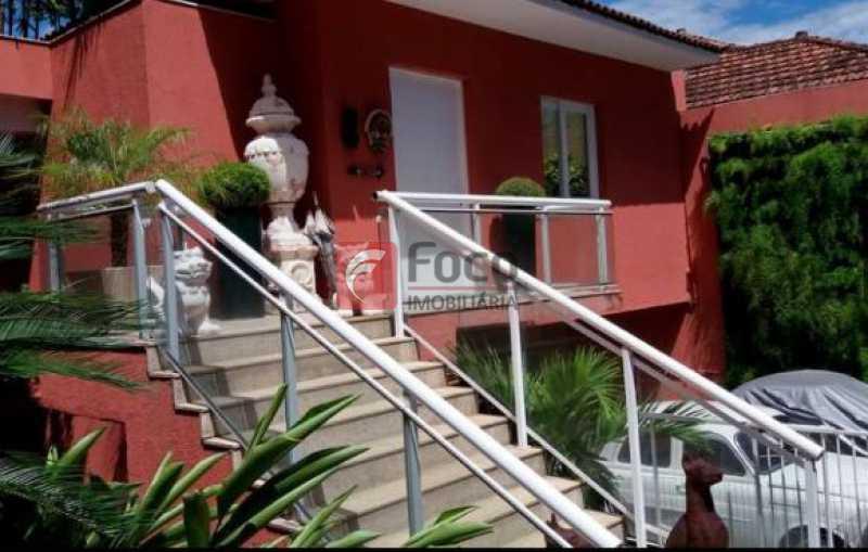 19 - Casa à venda Rua Senador Simonsen,Jardim Botânico, Rio de Janeiro - R$ 7.350.000 - JBCA40042 - 20