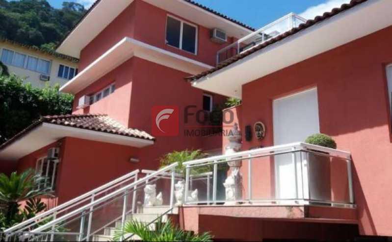 20 - Casa à venda Rua Senador Simonsen,Jardim Botânico, Rio de Janeiro - R$ 7.350.000 - JBCA40042 - 21
