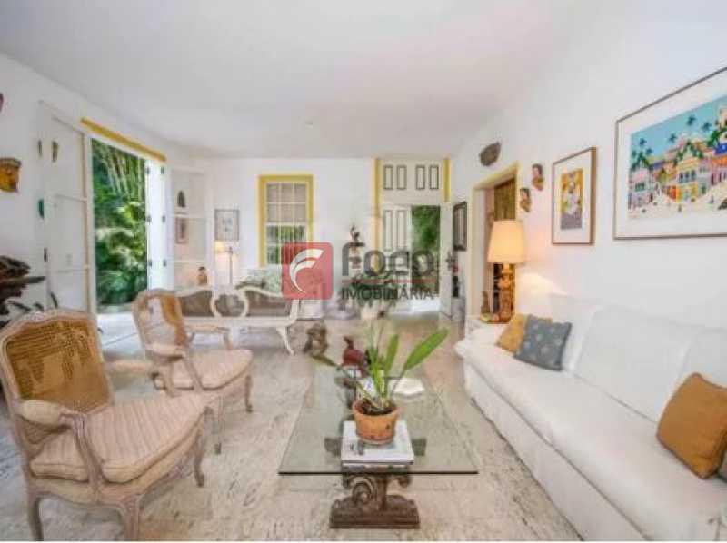 1 - Casa à venda Rua Lópes Quintas,Jardim Botânico, Rio de Janeiro - R$ 5.500.000 - JBCA50028 - 4