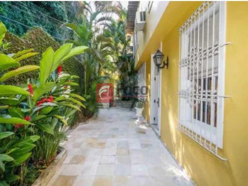 2 - Casa à venda Rua Lópes Quintas,Jardim Botânico, Rio de Janeiro - R$ 5.500.000 - JBCA50028 - 3