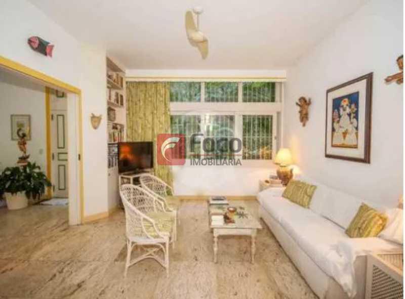3 - Casa à venda Rua Lópes Quintas,Jardim Botânico, Rio de Janeiro - R$ 5.500.000 - JBCA50028 - 5