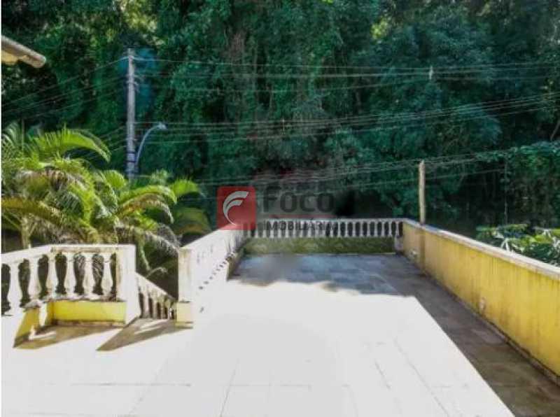 5 - Casa à venda Rua Lópes Quintas,Jardim Botânico, Rio de Janeiro - R$ 5.500.000 - JBCA50028 - 1