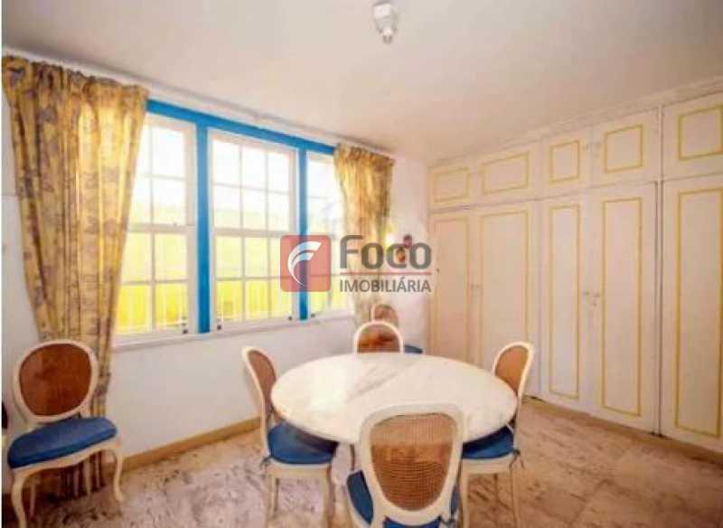 6 - Casa à venda Rua Lópes Quintas,Jardim Botânico, Rio de Janeiro - R$ 5.500.000 - JBCA50028 - 7