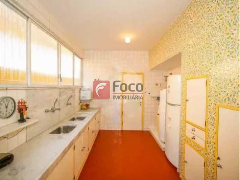 14 - Casa à venda Rua Lópes Quintas,Jardim Botânico, Rio de Janeiro - R$ 5.500.000 - JBCA50028 - 15