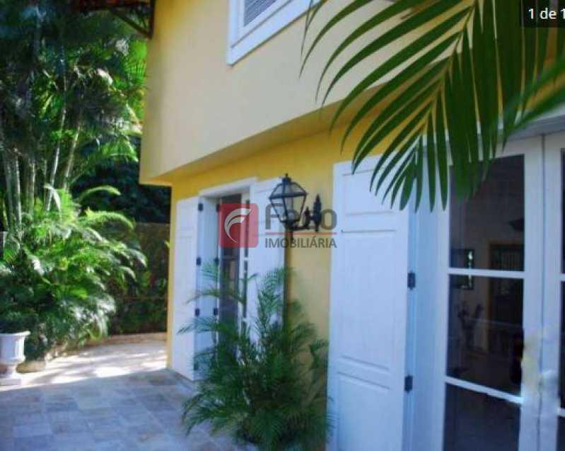 15 - Casa à venda Rua Lópes Quintas,Jardim Botânico, Rio de Janeiro - R$ 5.500.000 - JBCA50028 - 16